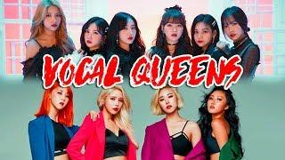 THE KPOP VOCAL QUEENS  (Girl Group) - Part 1