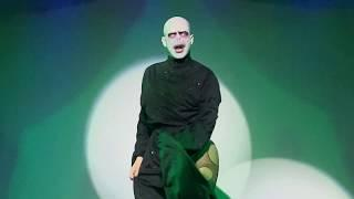Florida Man as Lady Voldemort - Dangerous Woman, Ariana Grande