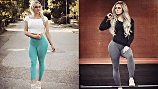 SUPER GIRL FITNESS???? | Beautiful And Powerful - Anna Nystorm