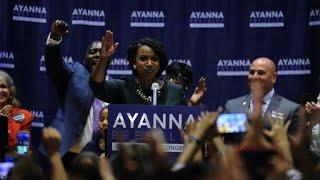 African American woman sweeps to victory in Boston vote