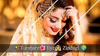 Romantic WhatsApp Status Video 2019 ????Female Version ???? Kyun ki Itna pyar tumko ????????????