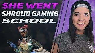 Is this Female BEST Apex Legends player ? *Best of AnneMunition* [compilation]