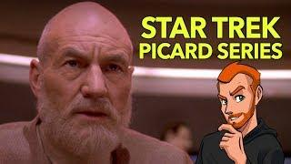 Star Trek Picard Series: What We Know So Far