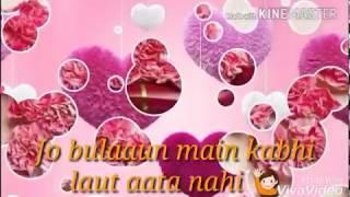 Purani Jeans ।। Dil aj kal female whats app video status ।।