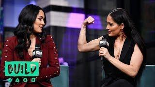 Nikki & Brie Bella on Female Empowerment