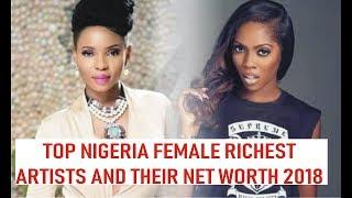 Tiwa Savage & Yemi Alade, Who Is Richer?  Top Richest Female Artistes And Their Net Worth 2018/2019