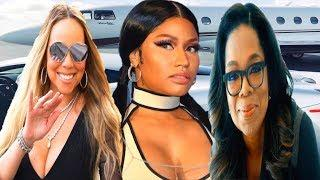 10 Richest Black Female Celebrities in 2018