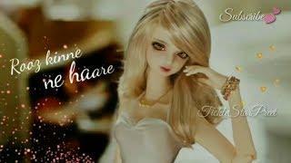 High Rated Gabru???? (Female Version)-GURU Randhawa (LYRICAL WhatsApp Status)