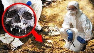 Most TERRIFYING Archaeological Discoveries!