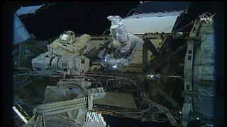 US makes history with first all-female spacewalk | AFP