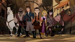 [10] Fight for the town   The Return of Quaid - Rapunzel's Tangled Adventure
