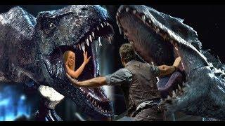 Jurassic World 2 when she turns out to be a female dinosaur