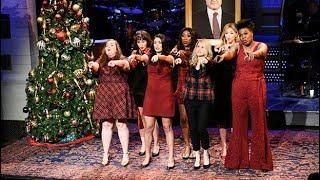 'SNL': Female Cast Members Sing 'All I Want For Christmas Is' The Mueller Report - Daily News