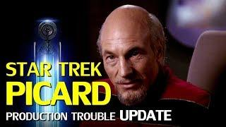 Update: Star Trek Picard in Trouble and Disagreements behind the scenes
