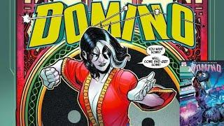 "DOMINO #4- SJWs Like Gail Simone Write Female ""Heroes"" That No One Would EVER Respect"