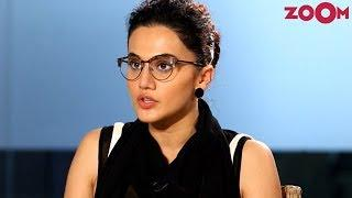 "Taapsee Pannu: ""Hard to find Male A-Listers for Female led films"" 