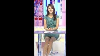 Female announcer 이수정 Vertical video Zoom&Slow 20110821