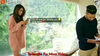 ????Sad Song Female Version???? |Bheed Mai Tanhai Mai| What's App Status Video