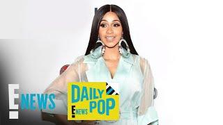 Twerking Cardi B Celebrates Making Billboard History Again | Daily Pop | E! News