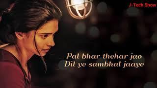 Agar Tum Sath Ho|| Female Version. Whatsapp Status Video