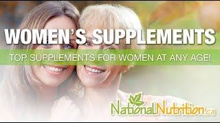Natural Health Reviews - Top Women's Supplements