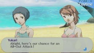 Persona 3 Portable: All-Out Attack at the Beach (Male & Female Route)