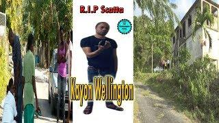 Residents in Belmont, St. James Angry over Keyon Wellington. Female Friend Speaks Out.