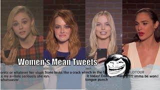Celebrities Read Mean Tweets - Female Edition