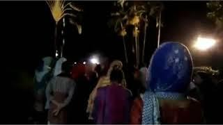 Why Female Students of Dhaka University Came out at Night?