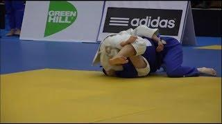 female judo choke out 92