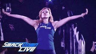 Becky Lynch injured in Raw invasion: SmackDown LIVE, Nov. 13, 2018