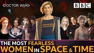 The Most Fearless Women in Space and Time - Doctor Who