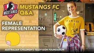 Mustangs FC Q&A: Female Representation