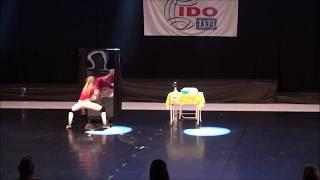 IDO STREET DANCE SHOW CHAMPION 2017 | WINNER SOLO FEMALE | NIKA BRLOŽNIK | SLO