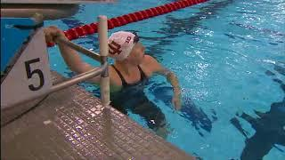 Women's 100m Breast A Final | 2018 TYR Pro Swim Series - Columbus