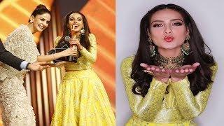 Iqra Aziz Wins Most Stylish Female TV Actress Award At HSA 2018