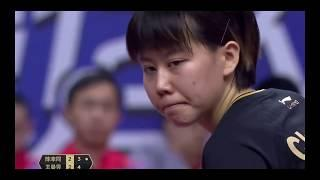 China top 2 Female Youth Duel  (Blood pumping Performance)