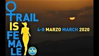 Transgrancanaria 2020: Official teaser video. Trail Is female. Gran Canaria 4-6 Marzo. March 2020