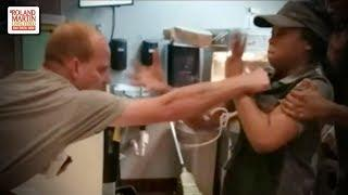 Man Who Attacked Black Female McDonald's Worker Over A Straw Sentenced To Jail