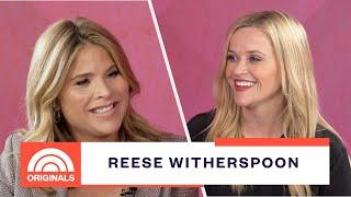 Reese Witherspoon Talks Excitement For Women in Media | Open Book With Jenna Bush Hager | Today