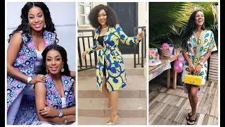 LATEST TRENDING #NIGERIAN FEMALE NATIVE STYLES 2018 FOR WOMEN: GORGEOUS, STYLISH AND LOVELY DRESSES