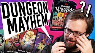 FEMALE ORC 2: Dungeon Mayhem Board Game Playthrough