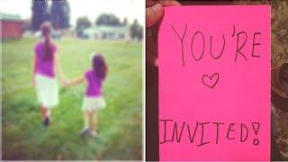 "Girl Sends ""Invitation"" To Little Sisters Bullies Leaving Them Trembling When They Take Peek Inside"