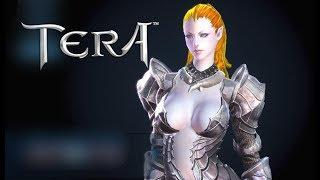Tera Online character creation female 2018