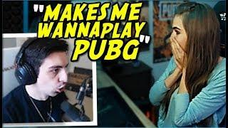 Shroud REACTS To THE BEST FEMALE PUBG PLAYER (Danucd)! PUBG Funny Moments/Fails/WTF Plays
