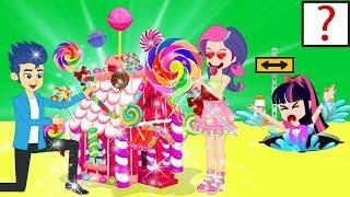 Equestria Girls Princess Animation Series - Twilight Sparkle Cutie Mark and Friends Collection #459