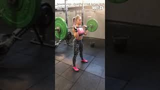 Qualifier 3 Fall Series 2018 cat scaled female