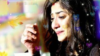 New Female Sad Song Whatsapp Status Video