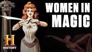 Women in Magic | History