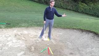 FEMALE GOLF TV: Video Tip Series - Bunker Play